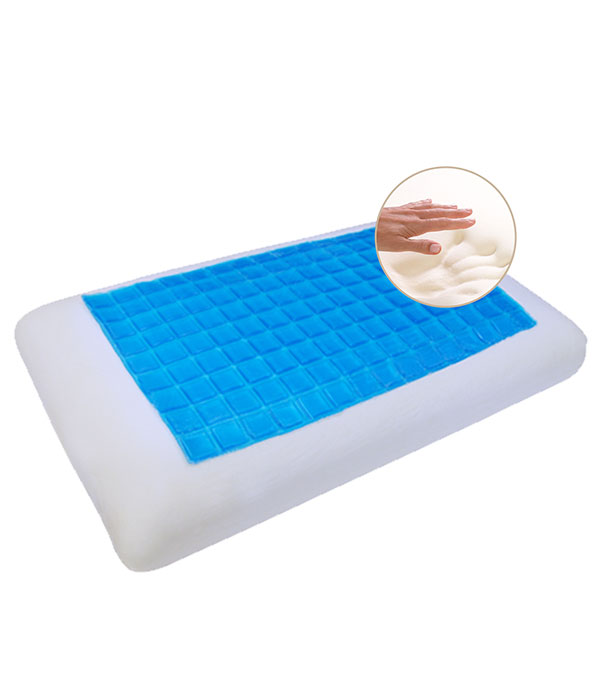 Μαξιλάρι  Cool Gel Memory Foam