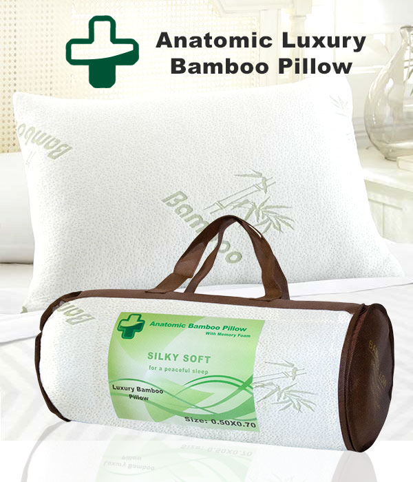 Μαξιλάρι Bamboo Anatomic Dream
