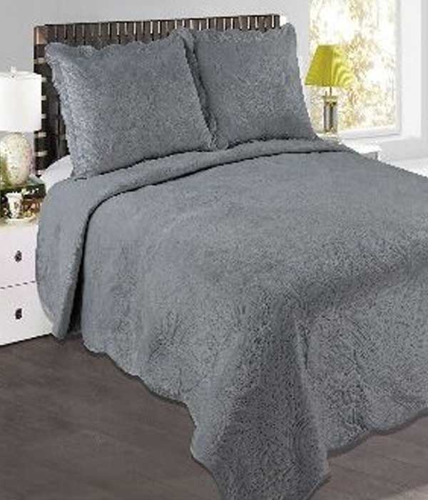 ΚΟΥΒΕΡΛΙ  BAROQUE BORDER BED LINEN SET